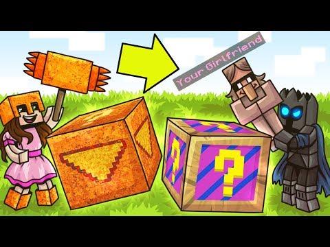 , title : 'Minecraft: MEMES VS DORITOS LUCKY BLOCK CHALLENGE! - Modded Mini-Game'