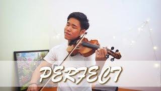 perfect ed sheeran instrumental violin and piano - TH-Clip
