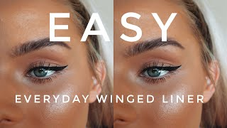 EASY Everyday Winged Liner For BEGINNERS