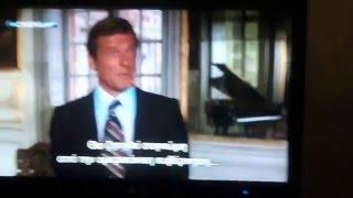 James Bond Moonraker Dogs' scene