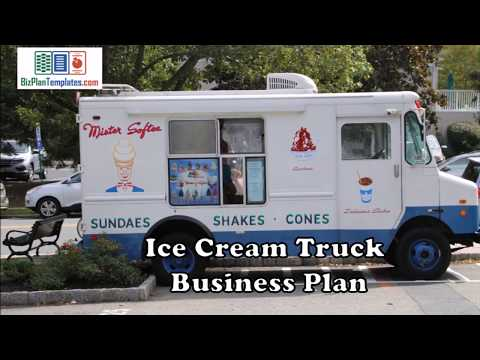 , title : 'Ice Cream truck business plan - template with example and sample