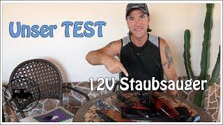 12v Autostaubsauger Audew – Test im Wohnmobil und Haus