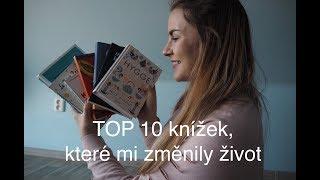 TOP 10 knížek, které mi změnily život   Little Niky