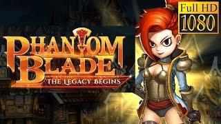 Phantom Blade Game Review 1080P Official Mediasoft Strategy 2016