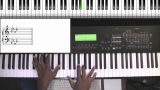 Grateful - Hezekiah Walker (Piano Chords)