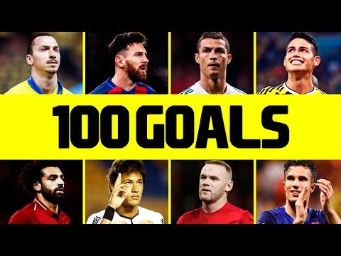 100 Best Goals Of The Decade – 2010-2019