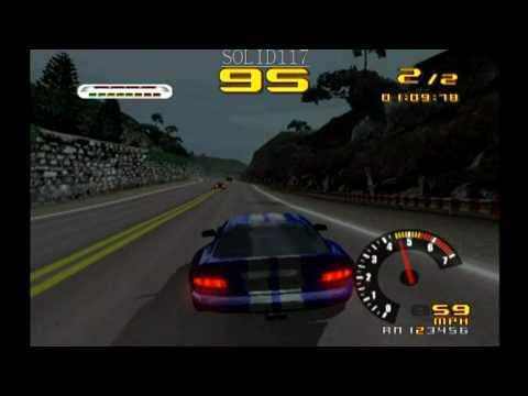 TD Overdrive Playstation 2
