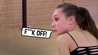 8 MOST SASSY Maddie Ziegler Moments | DANCE MOMS