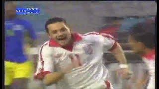 CAN 2004 Tunisie vs RD Congo (3-0) - Résumé du Match 28-01-2004