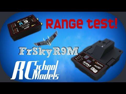 FrSky R9M range test! Офигеть дальность! Но я не знаю какая максимальная :)