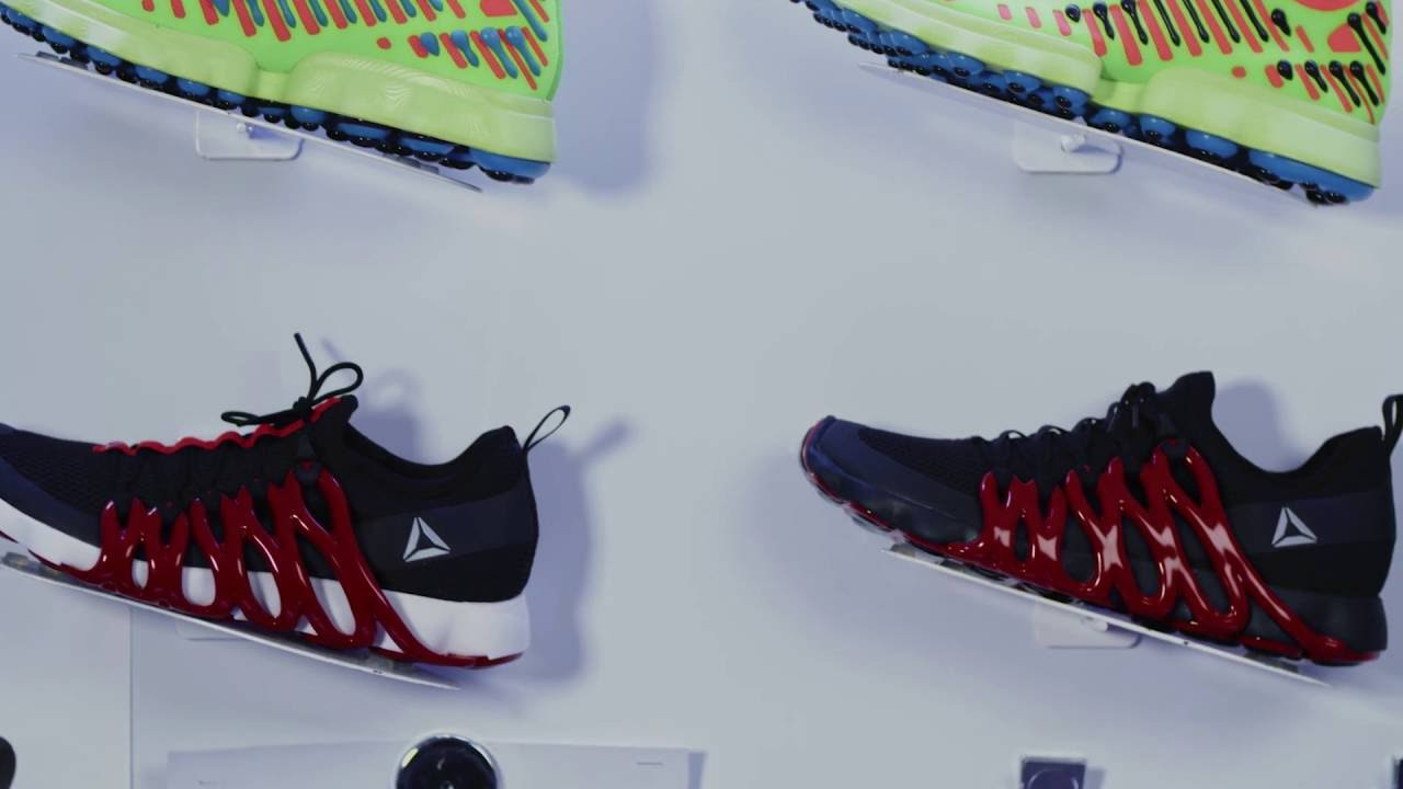 3D drawing disrupts shoe production efficiency