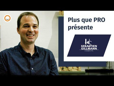 Sébastien Gillmann fait partie du réseau Plus que PRO