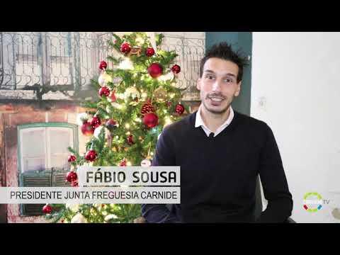Ep. 539 - A Junta de Freguesia de Carnide deseja-lhe Feliz Natal !