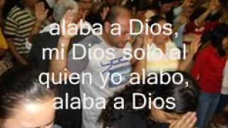 Alaba a Dios (Letra) - Ruth Rios (Video)