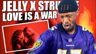 Jelly Roll x Struggle Jennings - Love is A War (Chicken Reaction)