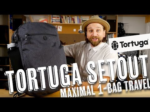 Tortuga Setout Travel Backpackpack