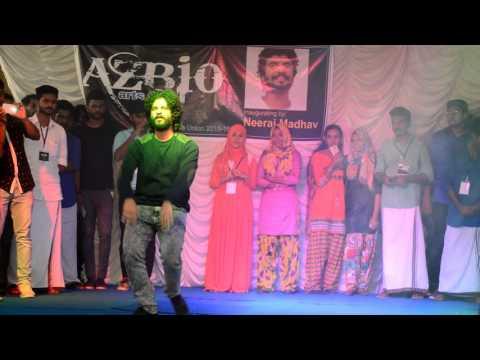 Neeraj madhav at assabah college