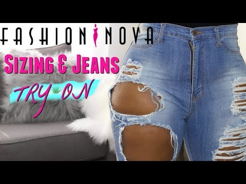 Fall / Winter Fashion Nova Jeans Try On Haul 2017 (Curvy)