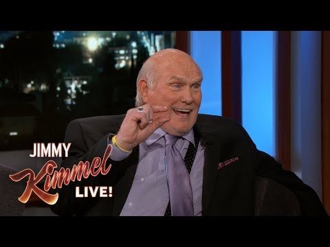Terry Bradshaw is Terrified of Sharks