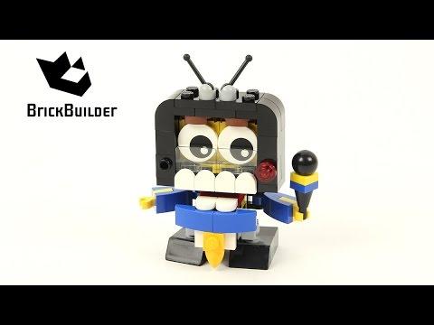 Vidéo LEGO Mixels 41578 : Screeno