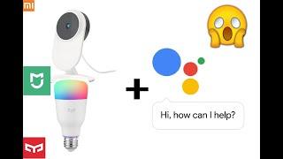 xiaomi mijia 1080p smart ip camera home assistant - Thủ