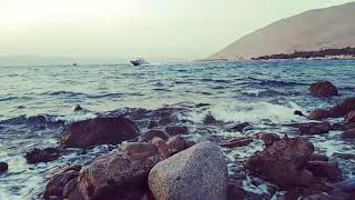 preview picture of video 'Haql Saudi beautiful sea beach area'