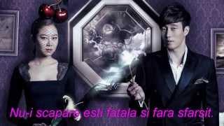 Jung Dong Ha-Mistery(Master's sun ost)|romanian subtitle|HD