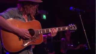 Allen Stone - Your Eyes - live in SF 10/22/12