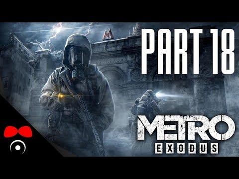 ZPĚT DO METRA! | Metro Exodus #18