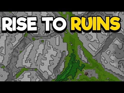 Rise To Ruins Gameplay Impressions - God Simulator Meets Colony Management!!