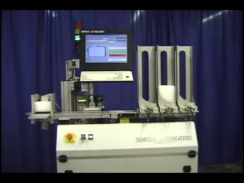Wellplate Microplate Labeler and Handler 2D barcodes NortekAutomation