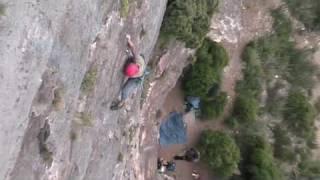 preview picture of video 'Montanejos · Barranco de la Maimona'