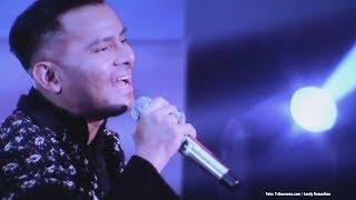 Nyanyian Judika Jadi Pembuka Acara Debat Perdana Paslon Pilpres 2019
