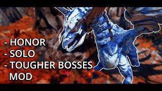 Slane Bossfight - Honor-Solo -Tougher Bosses Mod