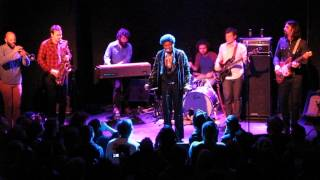CHARLES BRADLEY Crying In The Chapel ROUGH TRADE NYC November 25 2013