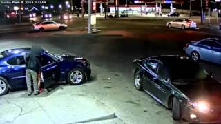 Woman Arrested After Shooting At Gas Station Detroit