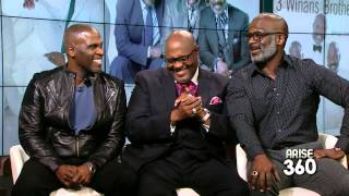 The Winans Brothers!