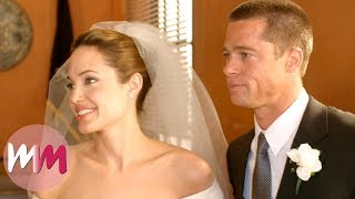Top 10 Secret Celebrity Weddings