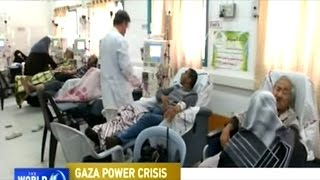 Main Hospital In Gaza In Desperate Situation Because Of Power Shortage