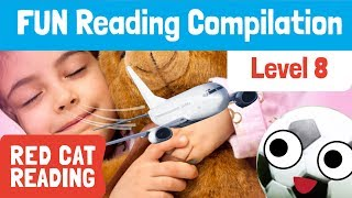 Reading For Kids | Level 8 | 7 years old | Made by Red Cat Reading