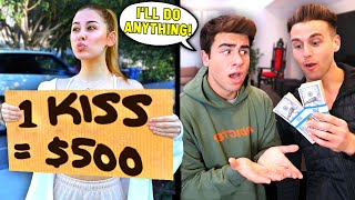 Who Can MAKE The MOST MONEY In 24 Hours - Challenge (With Girlfriend)