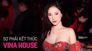 NONSTOP Vinahouse 2020 - Sợ Phải Kết Thúc Remix | LK Nhạc Trẻ Remix 2020 P27, Nonstop Việt Mix 2020