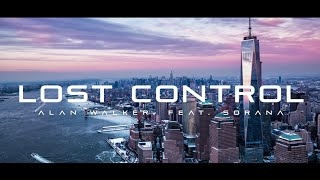 Alan Walker - Lost Control (feat. Sorana) (Official music video)