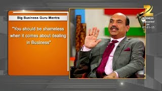 Zee Business-Mr. Sunil Kumar Gupta as Business Expert in Big Business Ideas-1st Episode