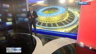 За пять лет на Кубани построено больше тысячи спортивных объектов
