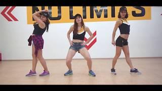 Zumba®. HUGEL Feat. Amber Van Day   WTF. Choreo By Ekaterina Bogdanova ZIN™