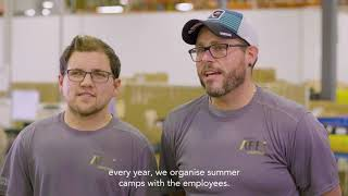 A richness in the working environment at Groupe AFFI Logistique: Olivier and Stephen's story