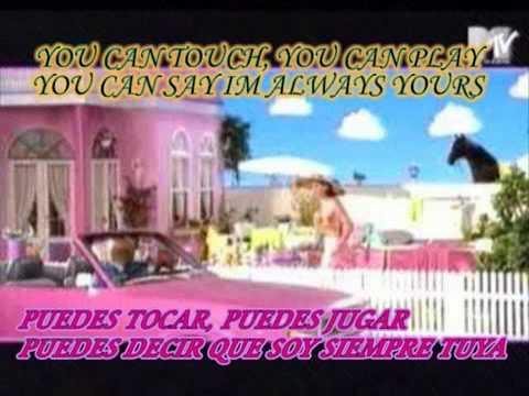 barbie girl aqua con letra lyrics subtitulada en español e ingles
