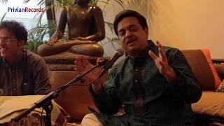 """11th Baithak - Pandit Shekhar Sen """"His Musical Journey"""