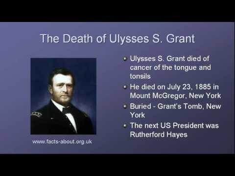 President Ulysses S Grant Biography